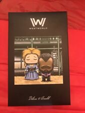 Loot Crate Exclusive Westworld Dolores & Arnold Diorama Figure Sealed NIP RARE
