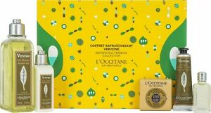 L'Occitane Refreshing Verbena Collection Showergel Bodylotion Soap Handcream EDT