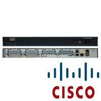 €875+IVA CISCO CISCO2901/K9 Router 2x Gigabit Ethernet, IPSec, L2TPv3 512MB RAM