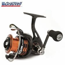 Grauvell Teklon Nano Speed Fishing Reel