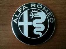 NERO Stemma ALFA ROMEO GIULIA 2016 Giulietta 147 159 Logo Fregio Emblema