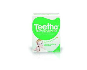 Nelsons Baby Teetha Teething Granules - Natural Remedy