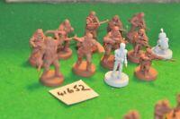 sci fi star wars legion rebel alliance wookies R2D2 13 figures (41652)