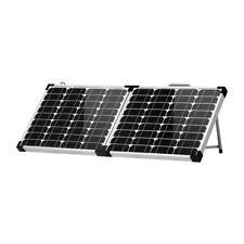 80W Portable Folding Solar Panel, High Efficiency. Home, Garden, RV and Boat.