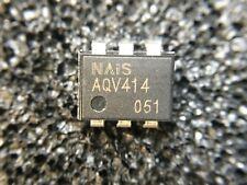 AQV414 NAIS RELAY OPTO SPST-NC 120MA 400V ROHS 2 PIECES