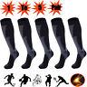 1-5 Pairs Copper Compression Socks 20-30mmHg Graduated Support Mens Womens L-XXL