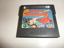Sega Game Gear Space Harrier