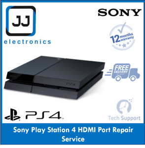 Sony PS4 Play Station 4 HDMI Port Repair Replacement Service