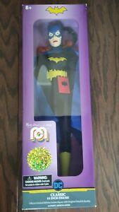 Mego Classic Batgirl 14 Action Figure
