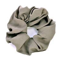 Wholesale Womens Hair Scrunchie Ring Elastic Bobble Sports Dance Scrunchie