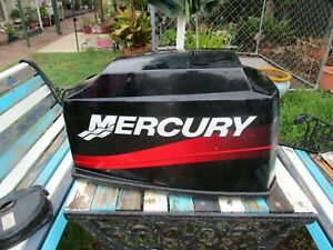 Mercury outboard motor top cowl 40HP 50HP 55HP  60hp 3 cyl  2 STROKE