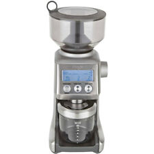 Sage BCG820BSSUK The Smart Grinder Pro Coffee Grinder Stainless Steel New