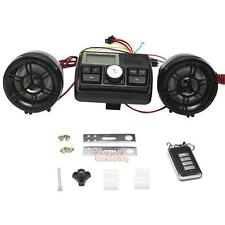 Waterpoof Motorcycle Bluetooth Audio Radio Sound System Stereo Speaker MP3 FM