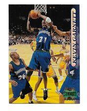 Kevin Garnett 1996-97 Topps Stadium Club #177