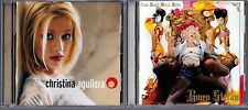 Christina Aguilera by Christina Aguilera(CD)& Love.Angel.Music.Baby;Gwen Stefani