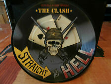 "the clash""single7""picture disc.or.uk.cbs:2646.de 1982.mint"