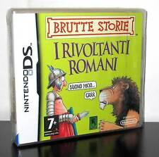 BRUTTE STORIE I RIVOLTANTI ROMANI GIOCO NUOVO PER NINTENDO DS E 3DS ED ITA PG616