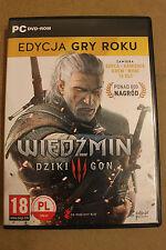The Witcher 3 Wild Hunt  GOTY PC Game WIEDŹMIN 3 DZIKI GON, Serce z kamienia