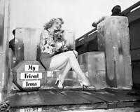 CBS OLD TV RADIO PHOTO Marie Wilson star Cbs Radio Comedy My Friend Irma 2