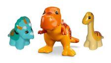 Lego - Duplo Dinosaur Babies - Tyrannosaurus Rex, Diplodocus, & Triceratops