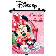 Disney Minnie Car Window Roller Blind Sun Shade for Children Kids Baby Boy Girl
