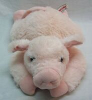 "Aurora FLOPPY NICE SOFT PINK PIG 12"" Plush Stuffed Animal TOY"
