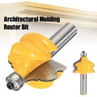 Classical & Bead Molding & Edging Router Bit 1/2'' Shank Woodworking Cutter Tool