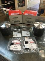 "1993-1999 Ski-doo 670 Wiseco Piston Kits, .020""/.50mm 78.5 Bore, Mxz 670, Mach 1"