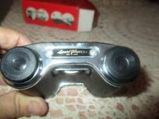 Vintage Mij Non Folding Sport Glass Binoculars Near Mint 3.5 By 25m