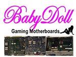 BabyDoll Gaming Motherboards