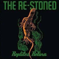 RE-STONED - Reptiles Return  - LP (black) Clostridium