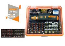 Jakemy Jm-8127 Screwdriver & Torx Set (53 in 1) Jackly