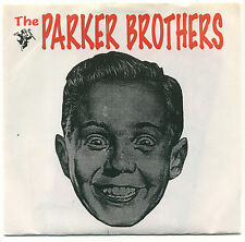 """THE PARKER BROTHERS 7"""" Vinyl, Chicago Punk Rock, 1994 Beefy Records"""
