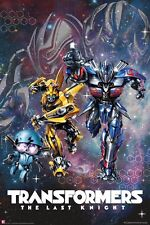 Transformers 5 The Last Knight - Galactic Group POSTER 61x91cm NEW Optimus Prime