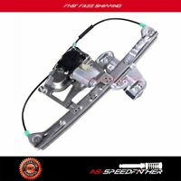2000 2001 Power Window Regulator w/ Motor for Cadillac Deville Front Driver Side