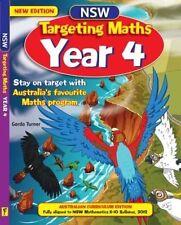 NSW Targeting Maths Year 4 - Student Book by Garda Turner (Paperback, 2010)