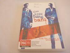 Kiss Kiss Bang Bang (DVD, 2006) Region 4