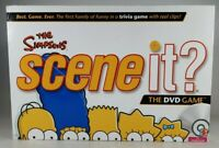 Scene It The SIMPSONS TV Show DVD Board Game Family Fun