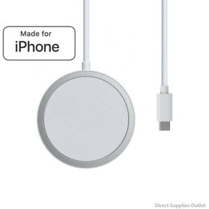 MagSafe Fast Charger for iPhone 12/12/Pro Max/Mini Magnetic Wireless USB-C Quick