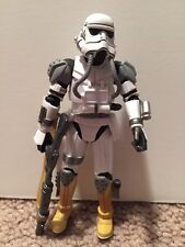Star Wars 2008 Imperial Evo Trooper Force Unleashed Loose Figure
