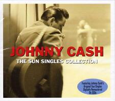 JOHNNY CASH - THE SUN SINGLES COLLECTION (NEW SEALED 2CD)