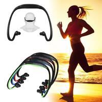 Sport drahtloser Kopfhörer-Kopfhörer-Kopfhörer MP3-Musik-Player Mikro-Sd TF