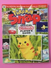 Pokémon Snap Nintendo Official Players Guide Nice Shape Bagged Boarded