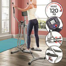 Crosstrainer Ergometer Heimtrainer Nordic Cardio Fitness Stepper Cardio-Training
