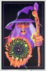 Mystic Wizard Blacklight Poster 23 x 35