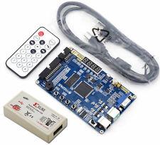 V2.0 Xilinx Spartan-6 XC6SLX9 FPGA Development Board+USB Download Programmer