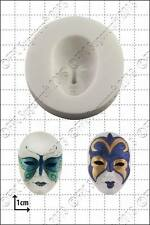 Silicone mould Venetian mask | Food Use FPC Sugarcraft FREE UK shipping!