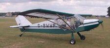 S-6 Coyote II Rans Light Sport Airplane Wood Model Replica Big New