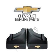 For Chevrolet Silverado 3500HD Dually 07-13 Pair of 2 Rear Splash Guards Genuine