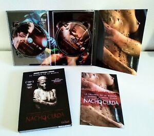AFTERMATH + GENESIS + THE AWAKENING LA TRILOGÍA DE LA MUERTE NACHO CERDÁ DVD